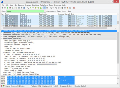 dhcp_ack