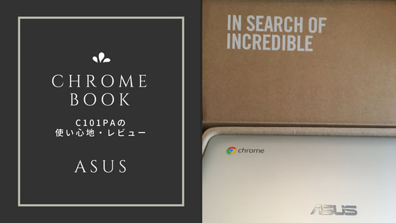 Chromebook ASUS C101PA
