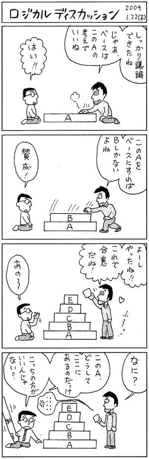 ロジカル ディスカッション
