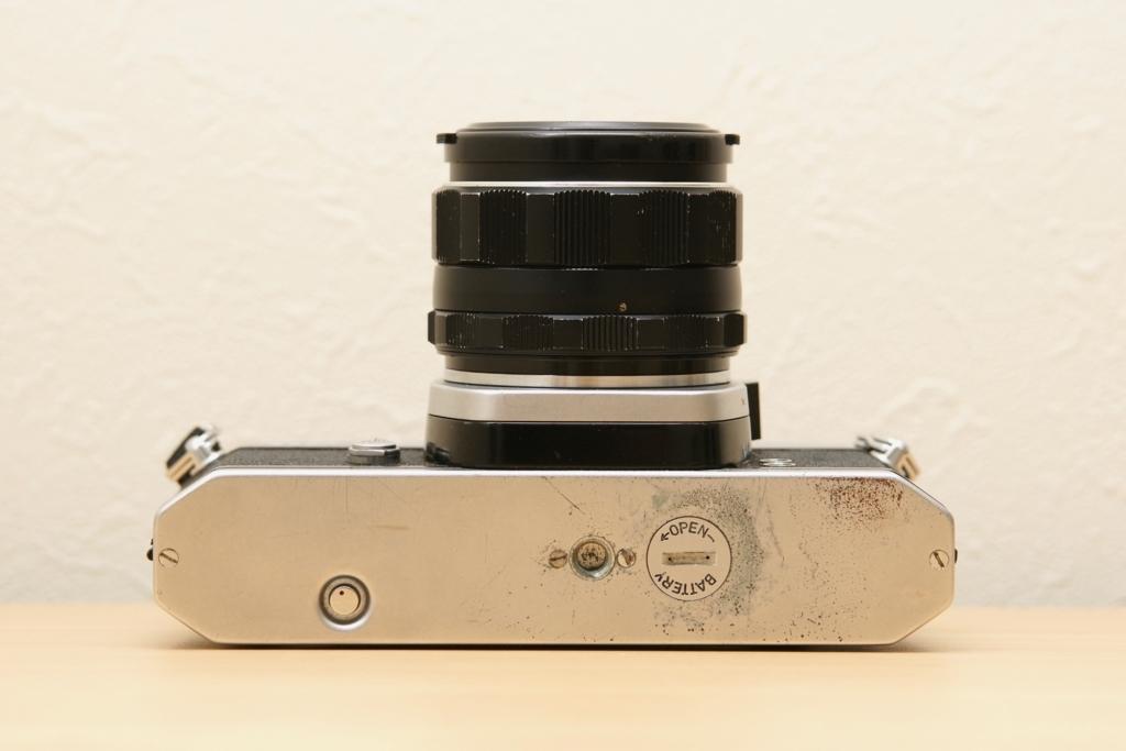 PENTAX_SPカメラ下側