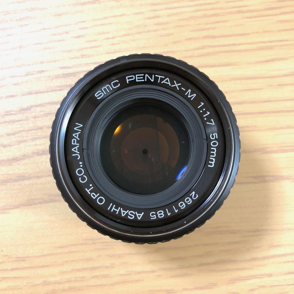 PENTAX M 50mm f1.7