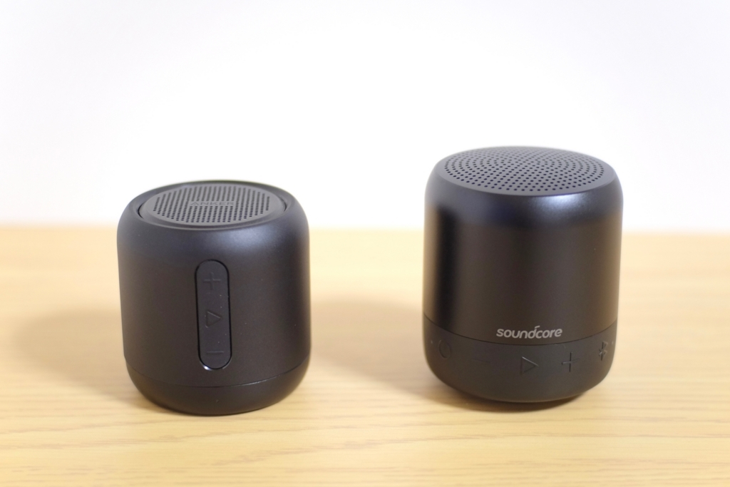 anker soundcore mini 2 with soundcore mini