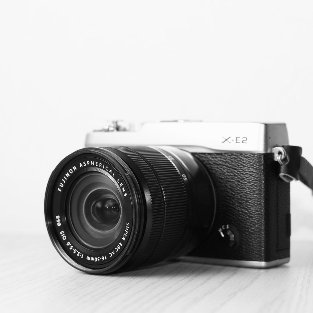 XC16-50mm F3.5-5.6 OIS レビュー