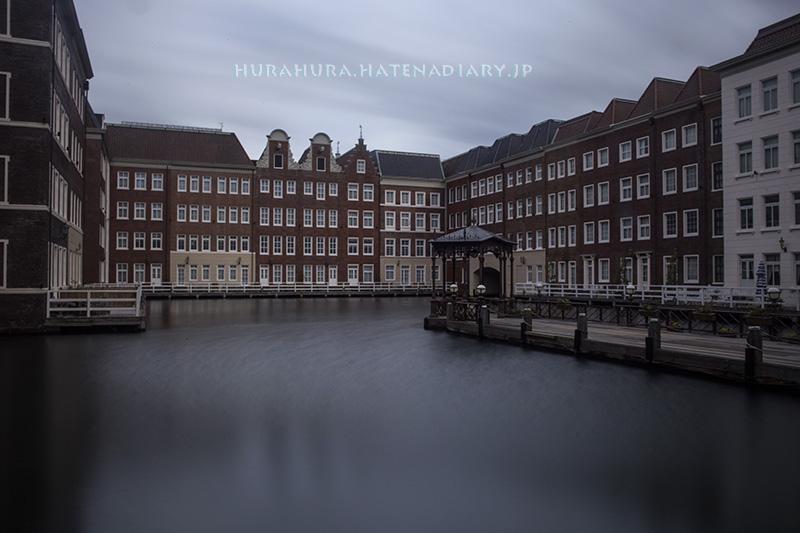 ハウステンボスのホテルヨーロッパ