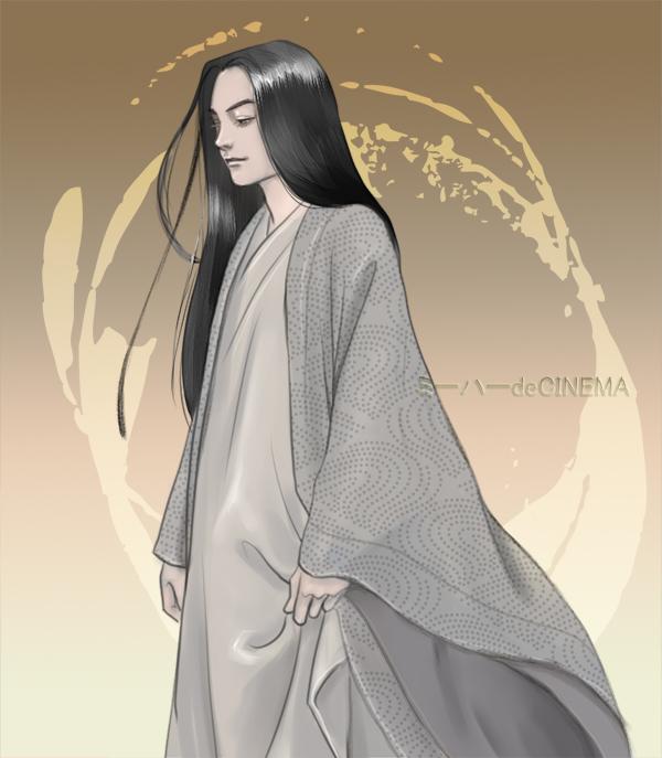 アジアのイケメンキャラクター