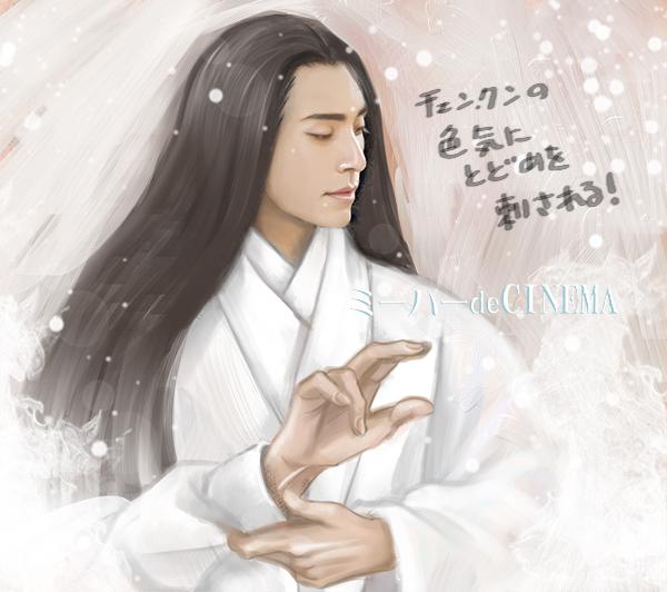 鳳凰の飛翔(天盛長歌)のチェン・クン
