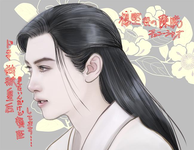 陳暁(チェン・シャオ)の楊堅