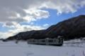 [Train][☆]大糸線_木崎湖