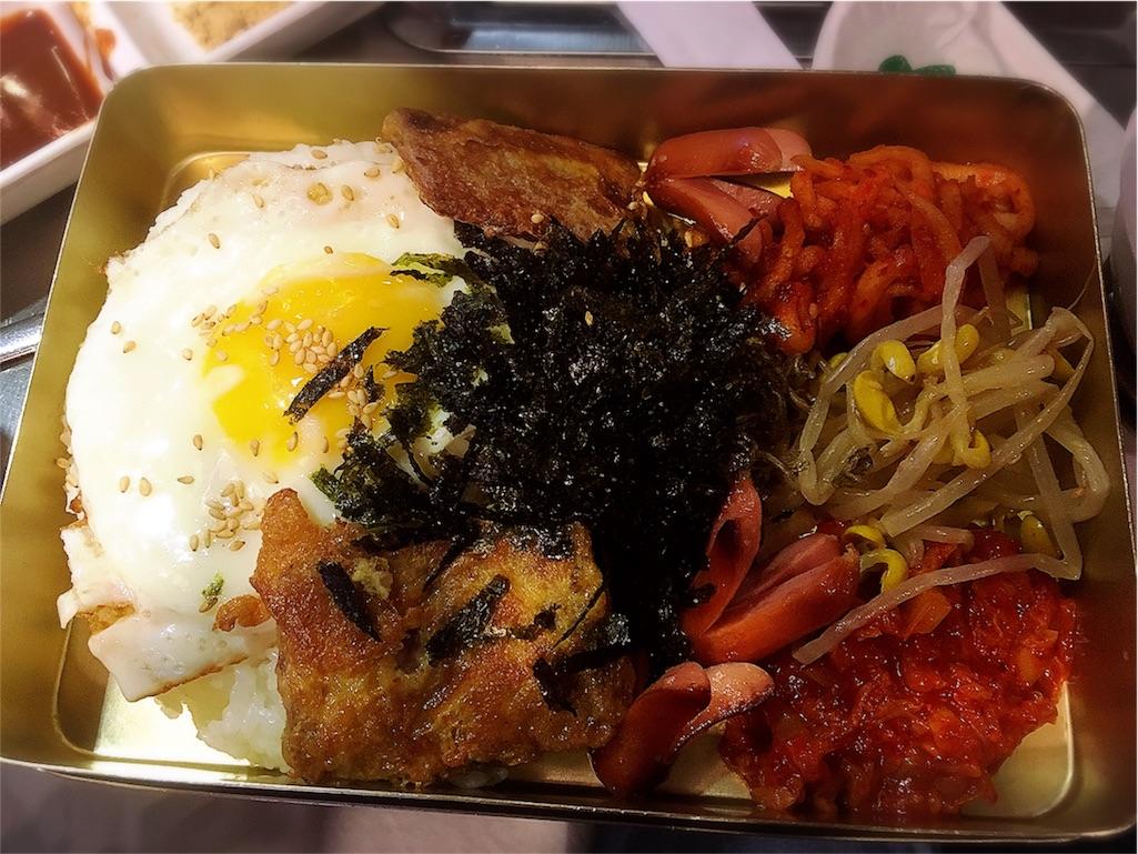 韓国 お弁当