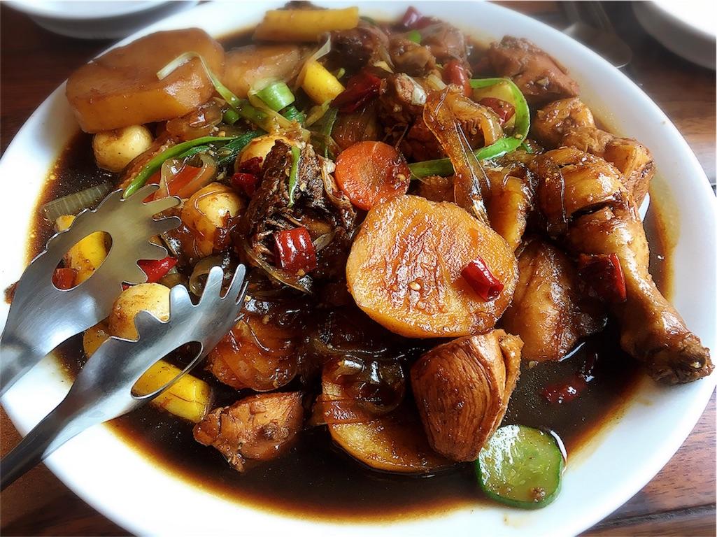 韓国料理 チムタク
