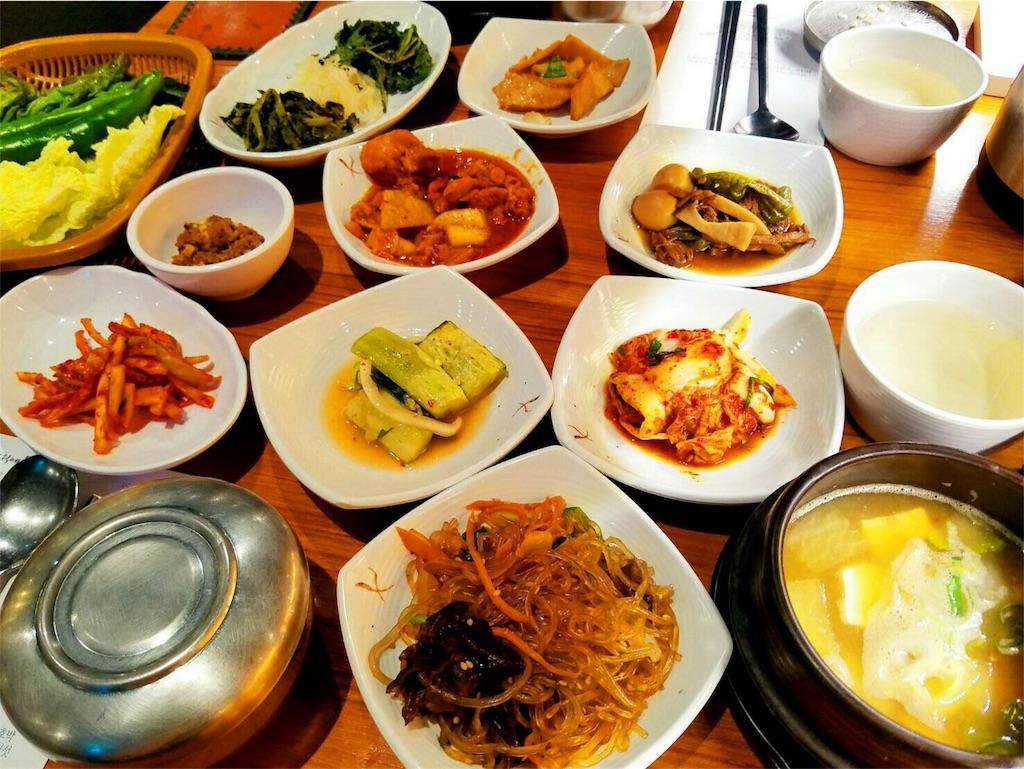 韓国 前菜