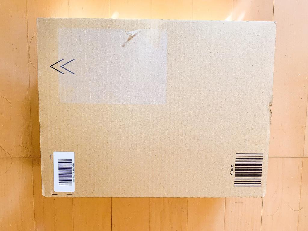 Amazonから何か届きました