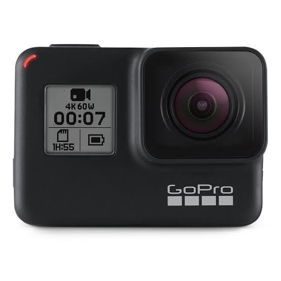 GoPro hero7購入に備えてマイクロSDカードとネックマウントを注文しました