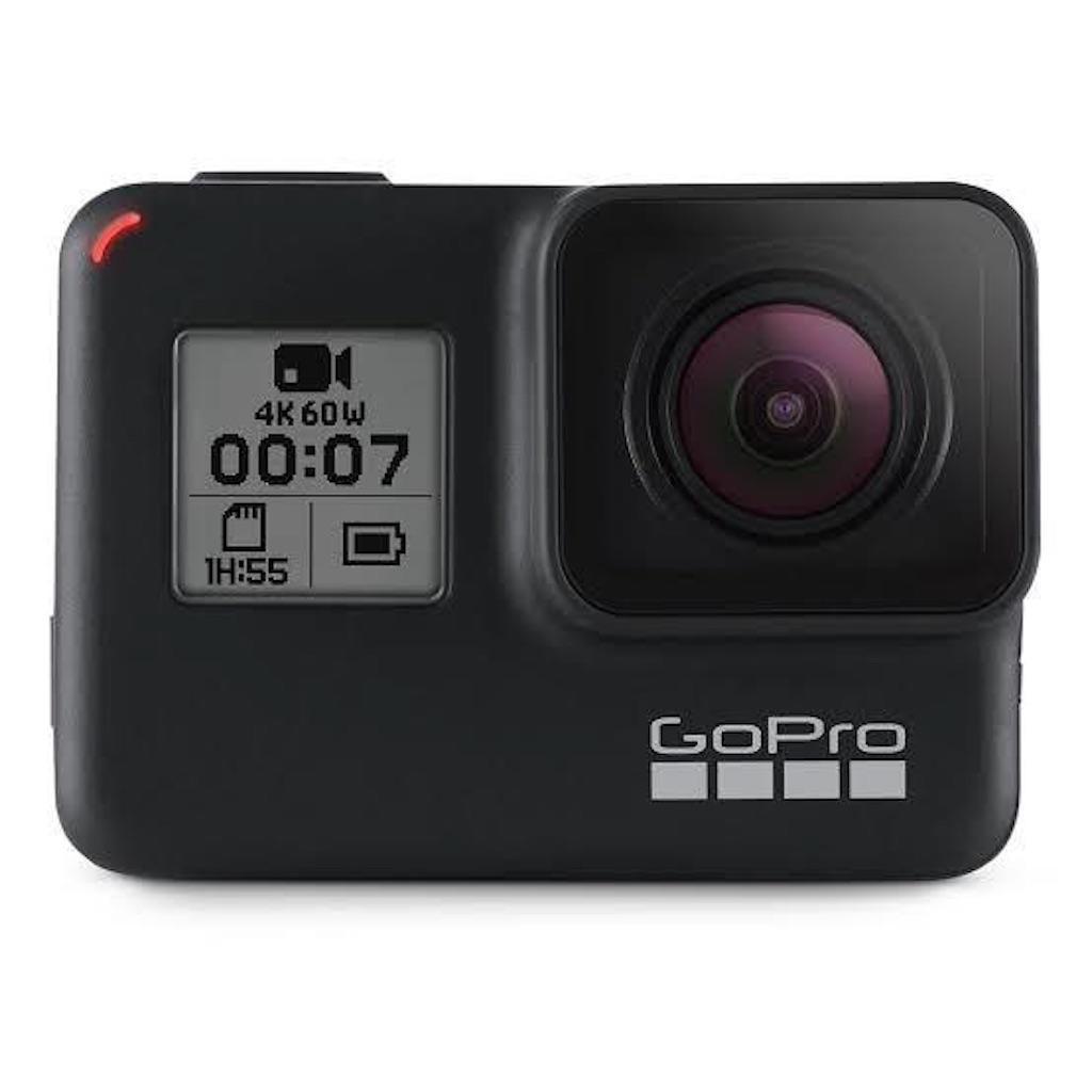 令和セールを待たずGoPro Hero7 Blackを注文しようか迷っています