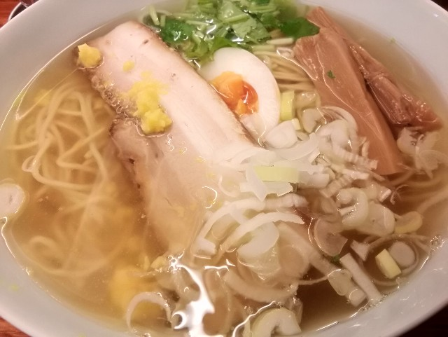 麺屋 ひょっとこ>