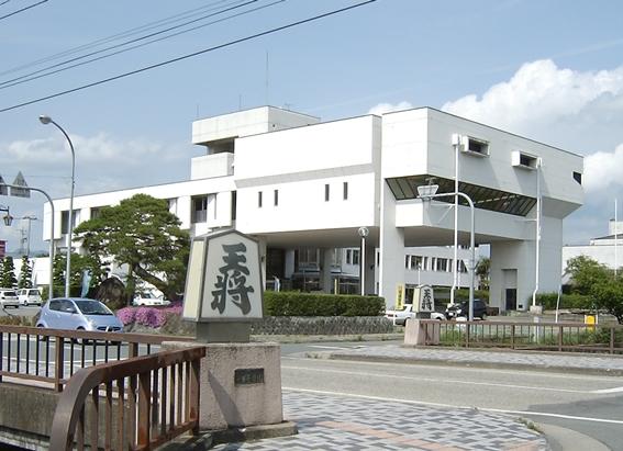 天童市役所