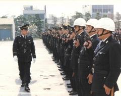 山形警察署長時代