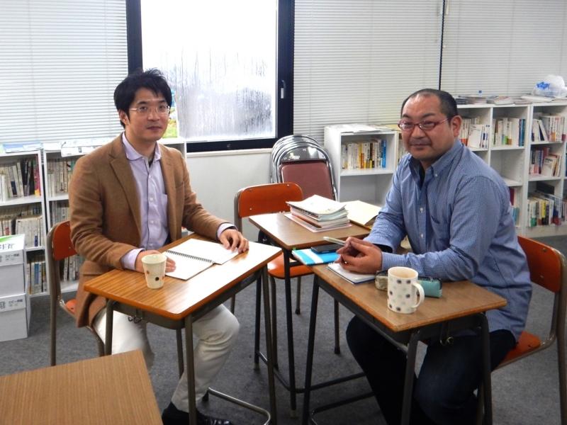滝口克典会員&伊藤嘉高会員写真