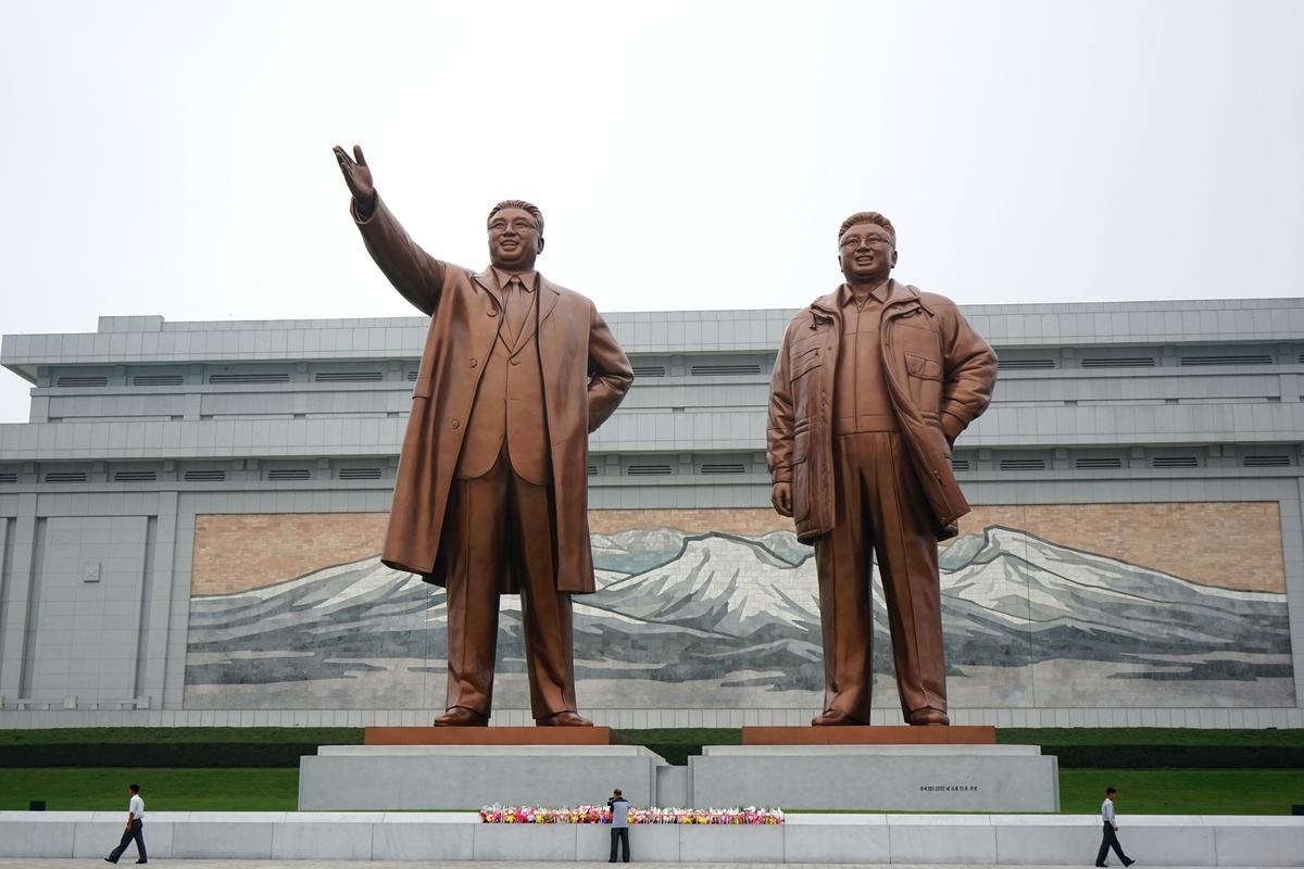 世界中が北朝鮮の動向を注目している