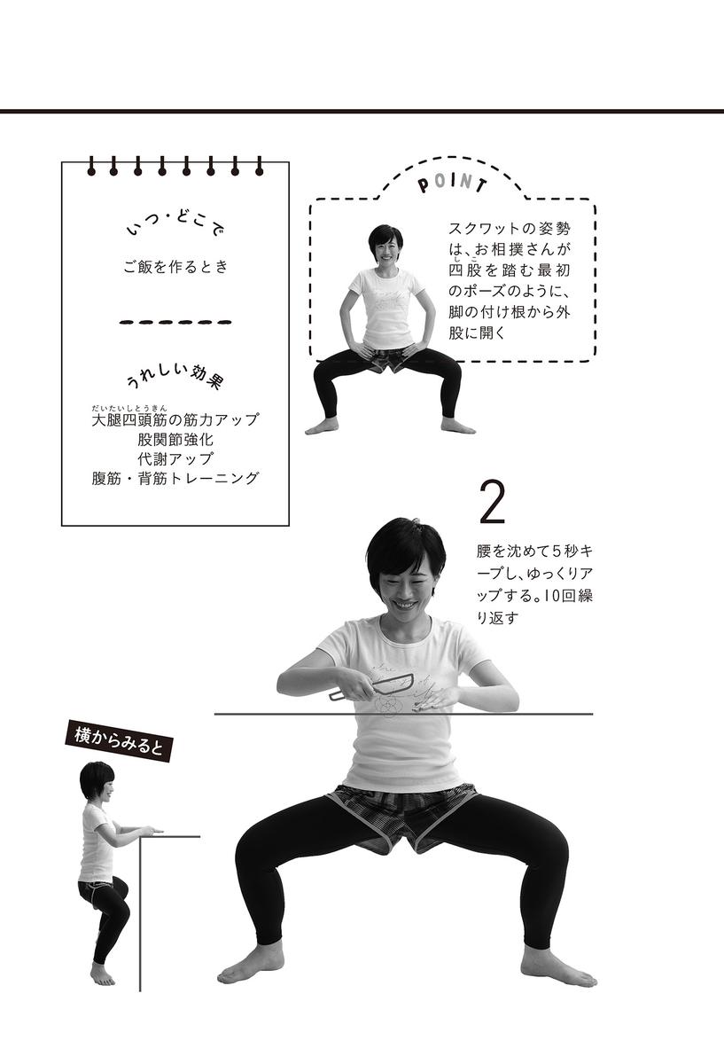 ちぇぶら体操のやり方4