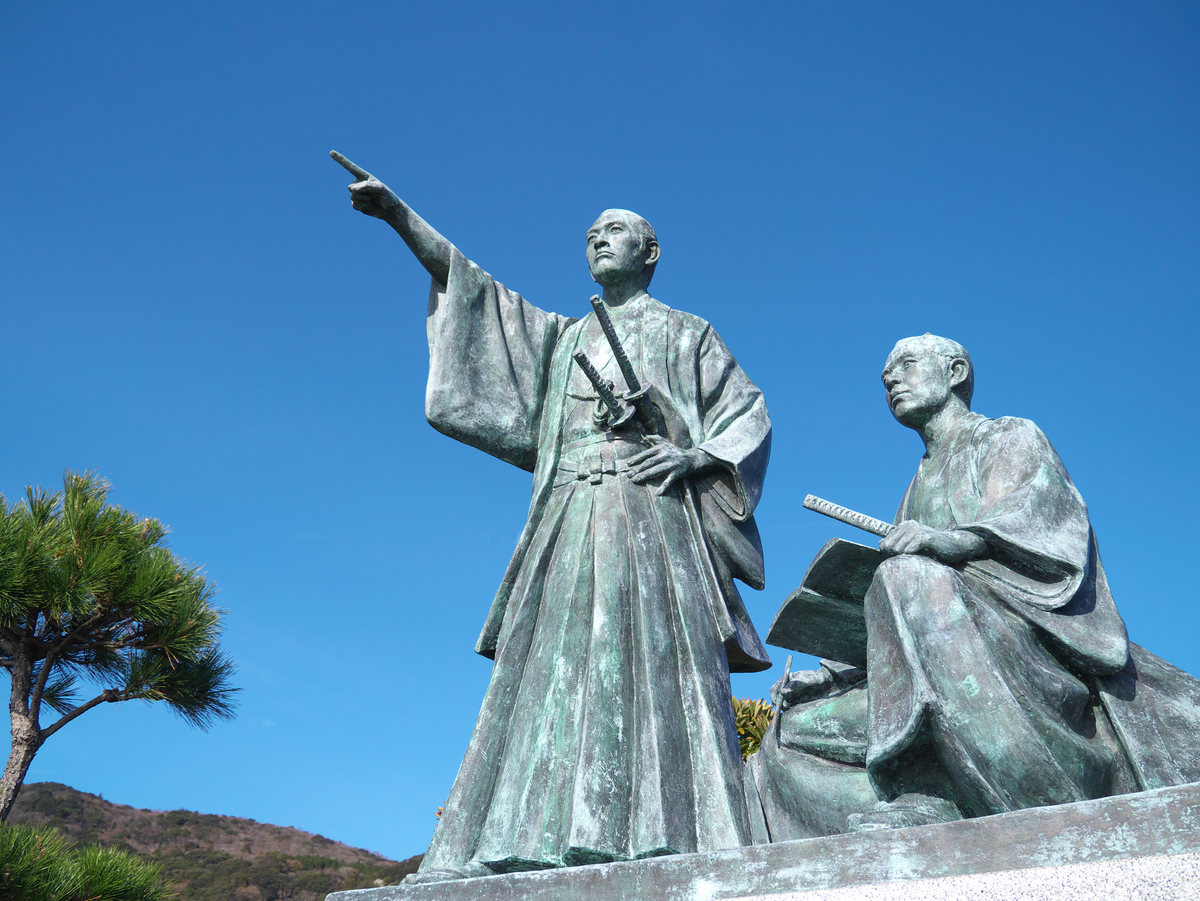 吉田松陰と金子重輔