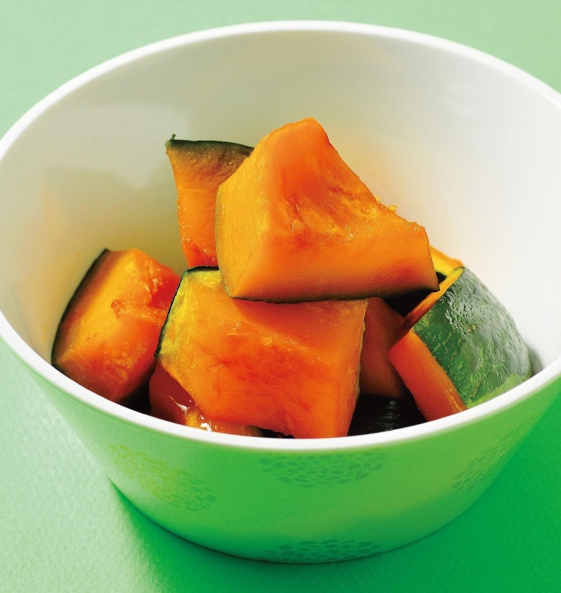 かぼちゃのしょうゆ煮