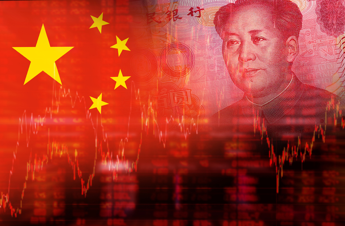 勢いを増す中国経済