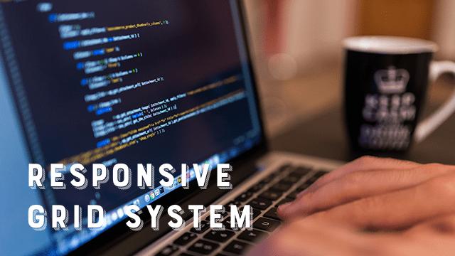 レスポンシブ対応のCSSフレームワークは「Responsive Grid System」