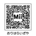 Mii臨也QRコード