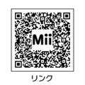MiiリンクQRコード