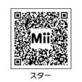 MiiスターQRコード