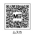 MiiムスカQRコード