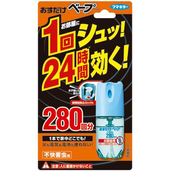 おすだけで蚊がいなくなるスプレーは安全!?ピレスロイドの危険性について:sekaiissyuuhuhu:idobata.link: