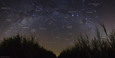【12星座から13星座へ!?】NASAが発表した13星座へ変わるというのは本当なの!?