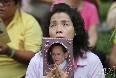 タイの地で「タイのプミポン国王が亡くなられた」とのニュースを知った日