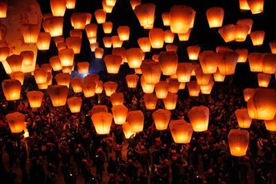 タイのチェンマイ「イーペン祭りインターナショナル2016」は開催が決定