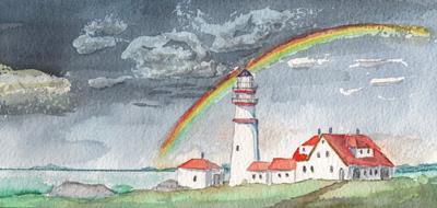 【夢占い】虹が出る夢を見た時って良い夢なの?それともあまりよくない夢?
