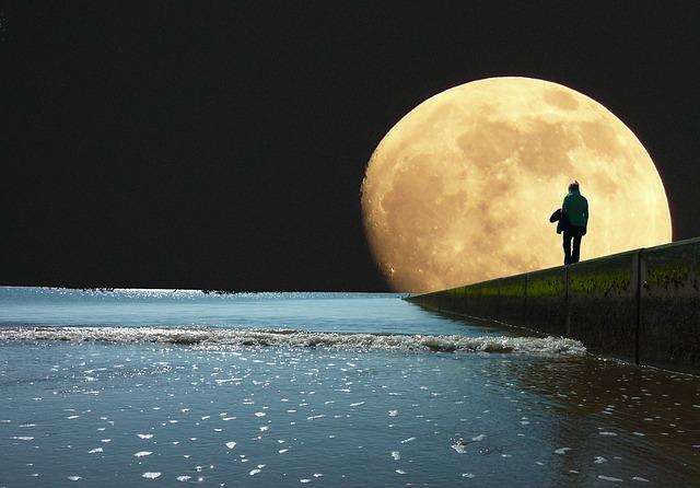 月が綺麗ですねの告白で死んでもいいわの答え?あなたの人生が変わるの ...