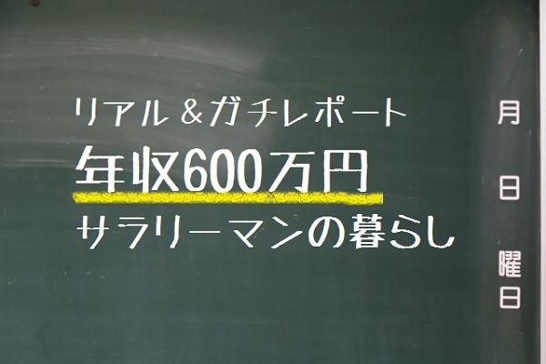 年収600万円住宅ローン3000万円