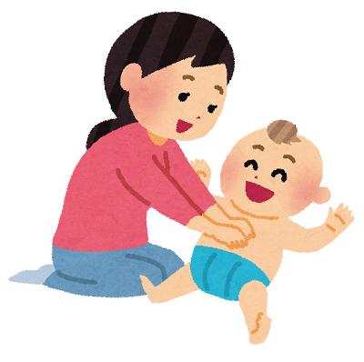 赤ちゃんアトピー