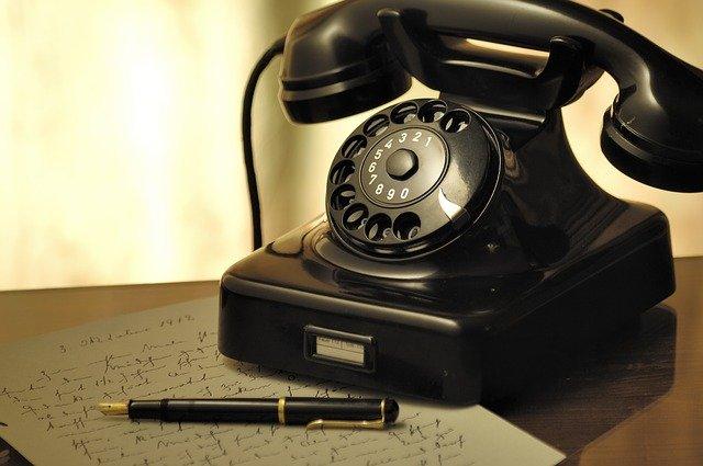 そこに電話はあるか。電話の必要性を改めて考えてみた