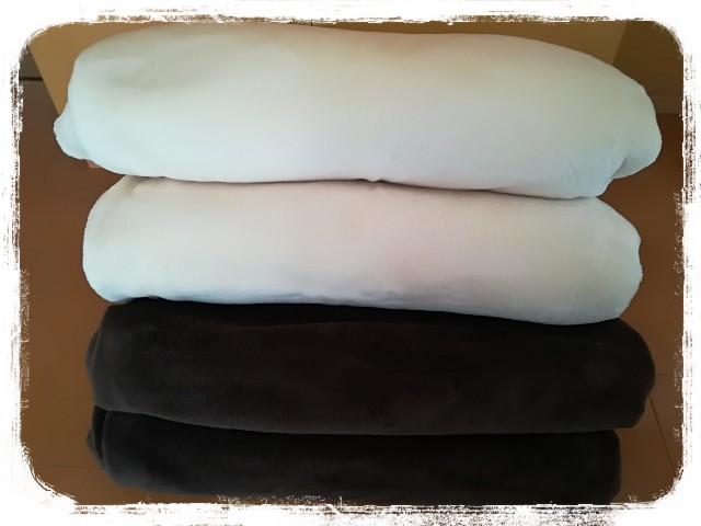 モフアの毛布は洗濯してもふわふわ
