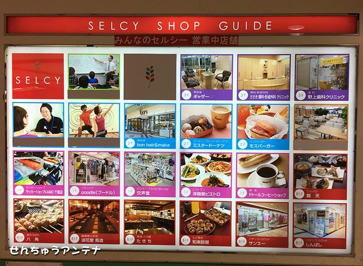 セルシー営業中の店舗
