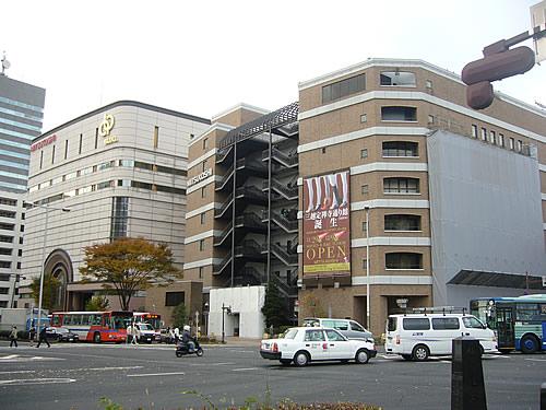 三越定禅寺通り館