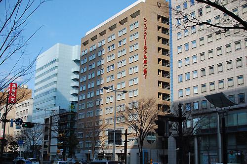 ライブラリーホテル東二番町