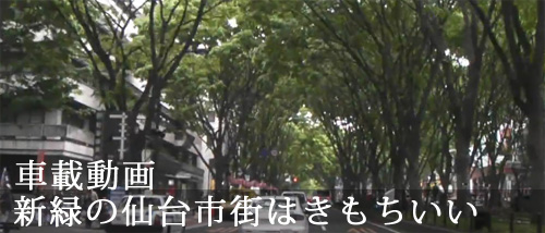 仙台車載動画