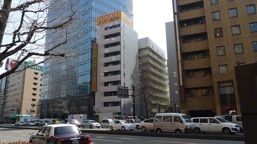 スーパーホテル仙台広瀬通