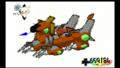 軍艦ぽち1 ※6年前制作、全てのSF戦艦ラクガキの始まりの2つ目