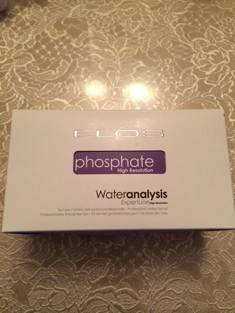 リン酸濃度試薬ELOSの外箱