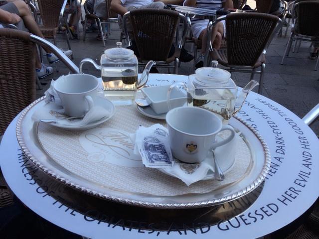 イタリア旅行でヴェネツィアのカフェに入って得た教訓